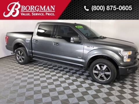 2017 Ford F-150 for sale at BORGMAN OF HOLLAND LLC in Holland MI