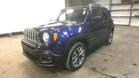 2017 Jeep Renegade for sale at Waconia Auto Detail in Waconia MN