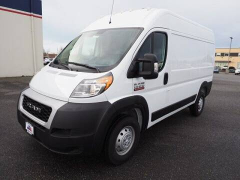 2020 RAM ProMaster Cargo for sale at Karmart in Burlington WA
