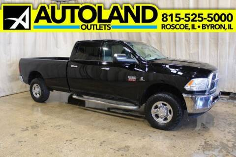 2012 RAM Ram Pickup 2500 for sale at AutoLand Outlets Inc in Roscoe IL