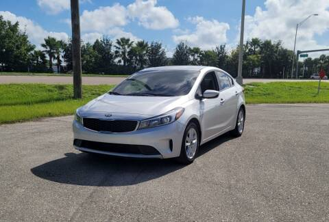 2017 Kia Forte for sale at FLORIDA USED CARS INC in Fort Myers FL