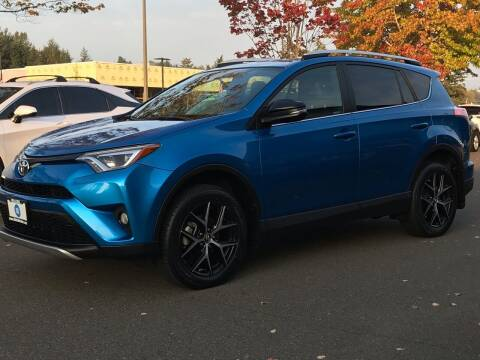 2016 Toyota RAV4 for sale at GO AUTO BROKERS in Bellevue WA
