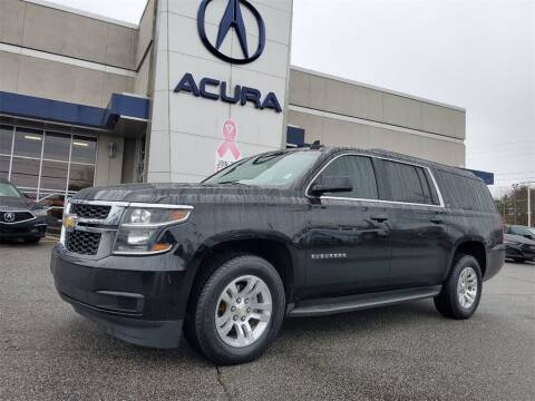 2016 Chevrolet Suburban for sale at Southern Auto Solutions - Acura Carland in Marietta GA