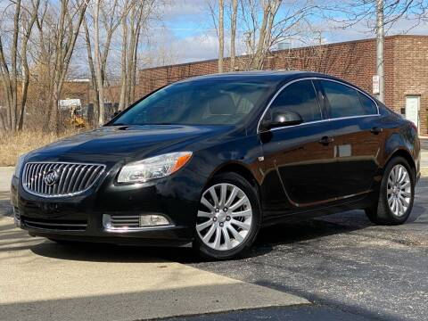 2011 Buick Regal for sale at Schaumburg Motor Cars in Schaumburg IL