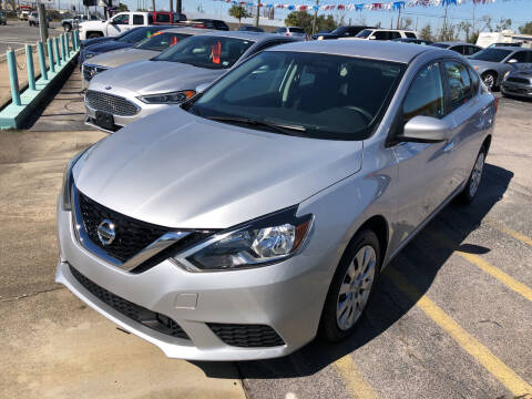 2019 Nissan Sentra for sale at Outdoor Recreation World Inc. in Panama City FL