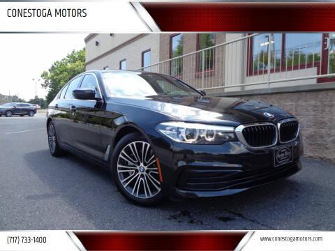 2019 BMW 5 Series for sale at CONESTOGA MOTORS in Ephrata PA
