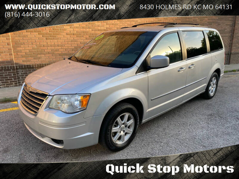 2010 Chrysler Town and Country for sale at Quick Stop Motors in Kansas City MO