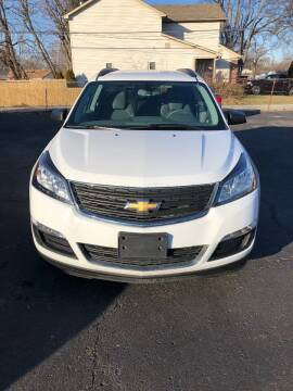 2016 Chevrolet Traverse for sale at Car Now LLC in Madison Heights MI