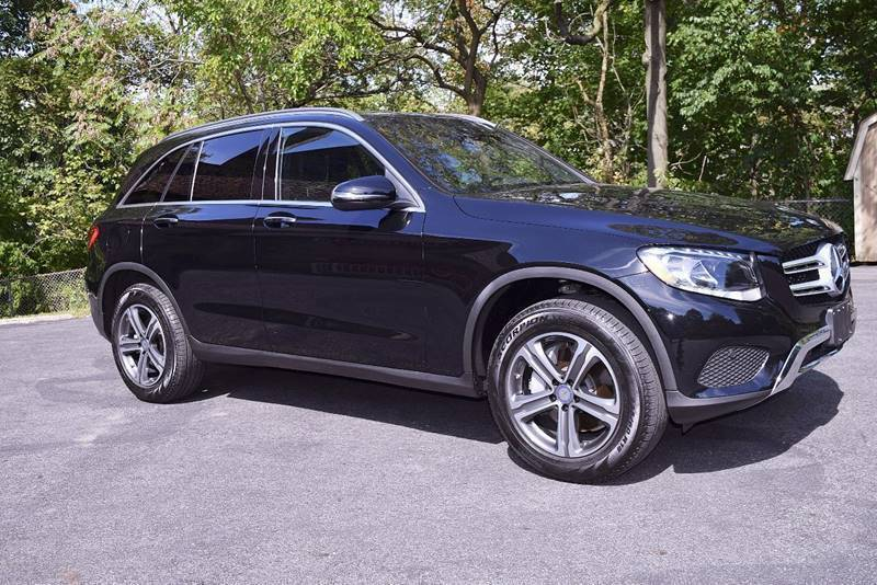 2017 Mercedes-Benz GLC for sale at Bill Dovell Motor Car in Columbus OH