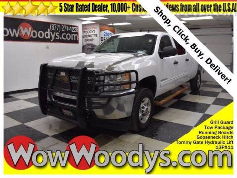 2013 Chevrolet Silverado 2500HD for sale at WOODY'S AUTOMOTIVE GROUP in Chillicothe MO