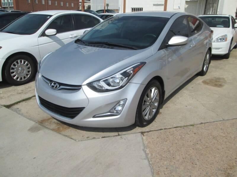 2015 Hyundai Elantra for sale at Downtown Motors in Macon GA