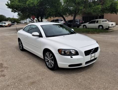 2010 Volvo C70 for sale at Image Auto Sales in Dallas TX
