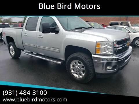 2013 Chevrolet Silverado 2500HD for sale at Blue Bird Motors in Crossville TN