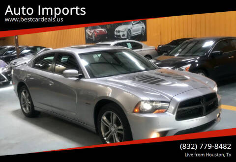 2013 Dodge Charger for sale at Auto Imports in Houston TX
