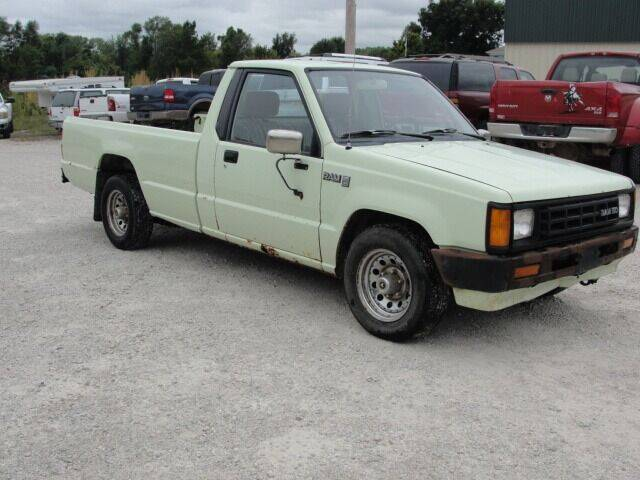 1987 Dodge Ram 50 Pickup for sale at Frieling Auto Sales in Manhattan KS