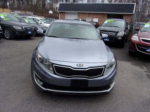 2011 Kia Optima Hybrid for sale at Balic Autos Inc in Lanham MD