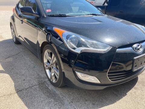 2014 Hyundai Veloster for sale at Peppard Autoplex in Nacogdoches TX