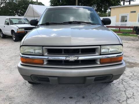 2005 Chevrolet Blazer for sale at Mego Motors in Orlando FL