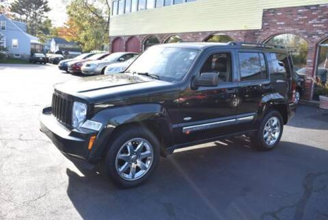 2012 Jeep Liberty for sale at Absolute Auto Sales, Inc in Brockton MA
