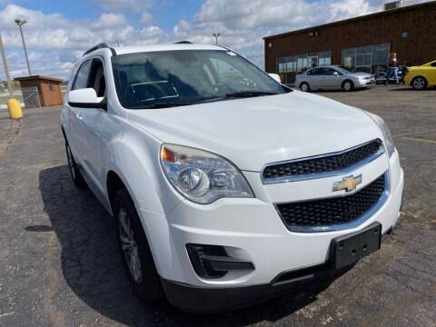 2013 Chevrolet Equinox for sale at Best Auto & tires inc in Milwaukee WI