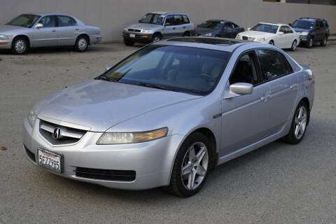 2004 Acura TL for sale at Sports Plus Motor Group LLC in Sunnyvale CA