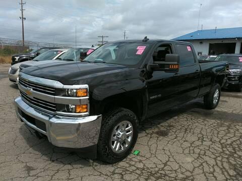 2017 Chevrolet Silverado 3500HD for sale at Olger Motors, Inc. in Woodbridge NJ