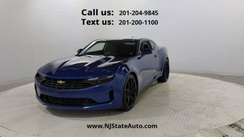 2019 Chevrolet Camaro for sale at NJ State Auto Used Cars in Jersey City NJ