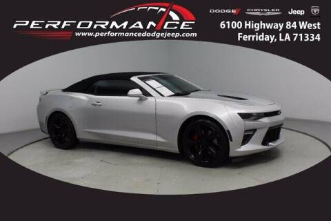2017 Chevrolet Camaro for sale at Auto Group South - Performance Dodge Chrysler Jeep in Ferriday LA