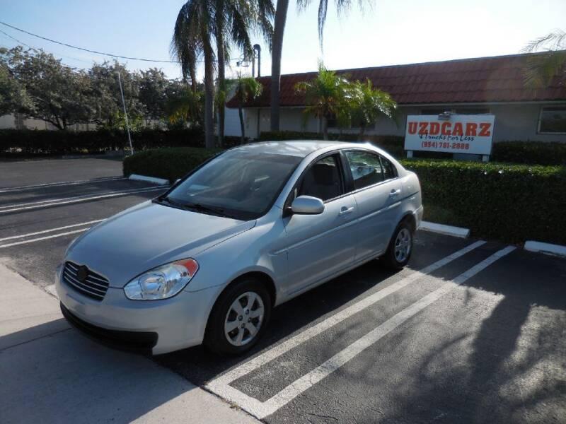 2011 Hyundai Accent for sale in Pompano Beach, FL