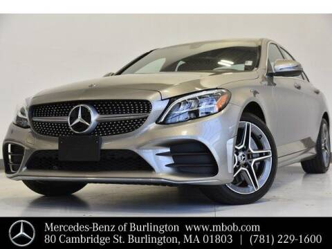 2020 Mercedes-Benz C-Class for sale at Mercedes Benz of Burlington in Burlington MA