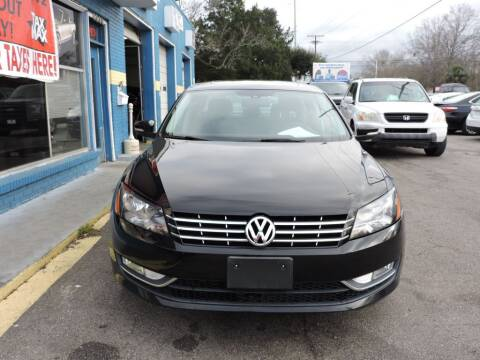 2014 Volkswagen Passat for sale at Drive Auto Sales & Service, LLC. in North Charleston SC