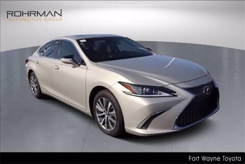 2020 Lexus ES 350 for sale at BOB ROHRMAN FORT WAYNE TOYOTA in Fort Wayne IN