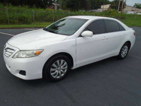 2011 Toyota Camry for sale at Atlanta Auto Max in Norcross GA