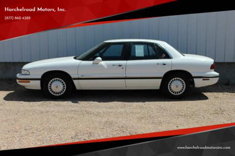 1998 Buick LeSabre for sale at Harchelroad Motors, Inc. in Wauneta NE