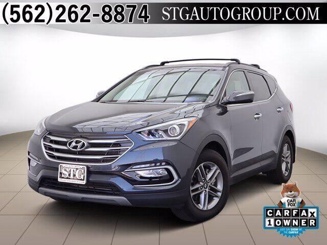 2018 Hyundai Santa Fe Sport for sale in Bellflower, CA