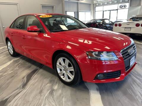 2011 Audi A4 for sale at Crossroads Car & Truck in Milford OH