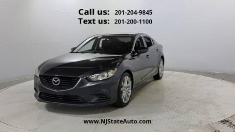2014 Mazda MAZDA6 for sale at NJ State Auto Used Cars in Jersey City NJ