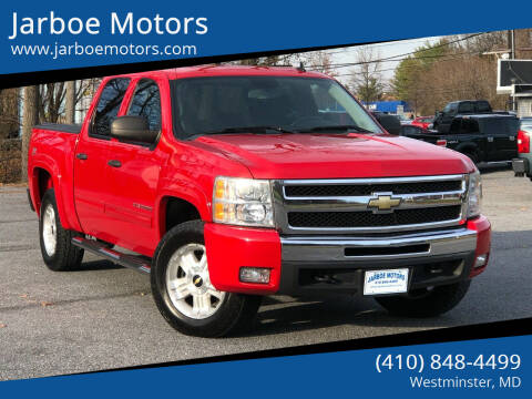 2011 Chevrolet Silverado 1500 for sale at Jarboe Motors in Westminster MD