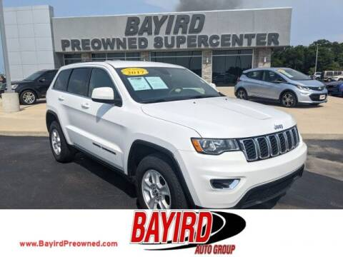 2017 Jeep Grand Cherokee for sale at Bayird Truck Center in Paragould AR