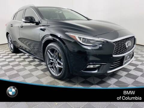 2018 Infiniti QX30 for sale at Preowned of Columbia in Columbia MO