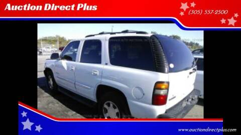 2005 GMC Yukon for sale at Auction Direct Plus in Miami FL