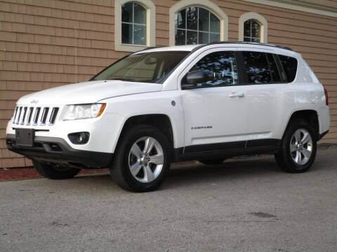 2013 Jeep Compass for sale at Car and Truck Exchange, Inc. in Rowley MA