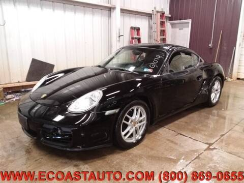 2008 Porsche Cayman for sale at East Coast Auto Source Inc. in Bedford VA