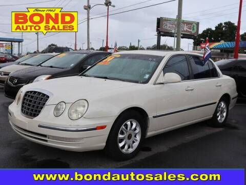 2004 Kia Amanti for sale at Bond Auto Sales in Saint Petersburg FL