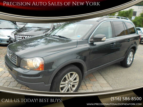 2010 Volvo XC90 for sale at Precision Auto Sales of New York in Farmingdale NY