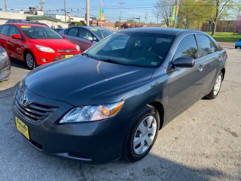 2007 Toyota Camry for sale at ASHLAND AUTO SALES in Columbia MO