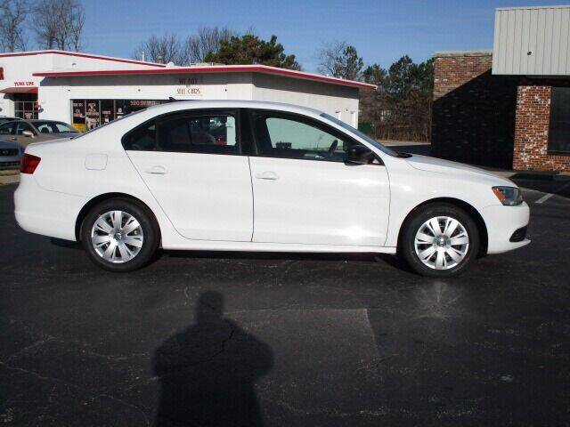 2014 Volkswagen Jetta for sale at Pinnacle Investments LLC in Lees Summit MO