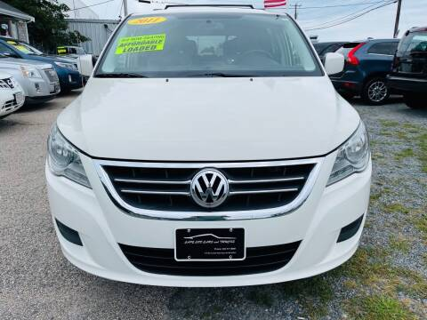 2011 Volkswagen Routan for sale at Cape Cod Cars & Trucks in Hyannis MA