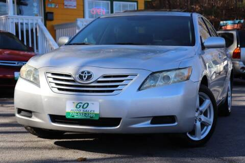 2010 Toyota Camry for sale at Go Auto Sales in Gainesville GA