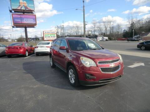 2011 Chevrolet Equinox for sale at Glory Motors in Rock Hill SC